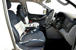 2015 Hyundai iLOAD TQ MY15 Crew Creamy White 5 Speed Automatic Van