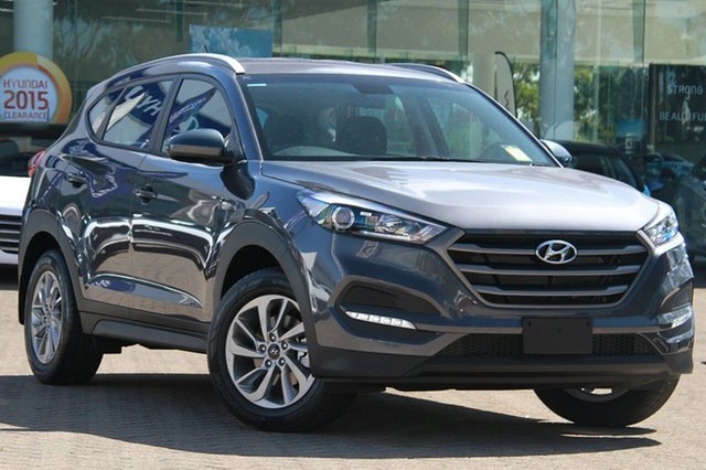 New Hyundai Tucson TL2 MY18 Active 2WD, 2018 Hyundai Tucson TL2 MY18 Active 2WD Pepper Grey 6 Speed Sports Automatic Wagon