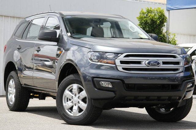 New Ford Everest UA Ambiente 4WD, 2017 Ford Everest UA Ambiente 4WD Meteor Grey 6 Speed Sports Automatic Wagon