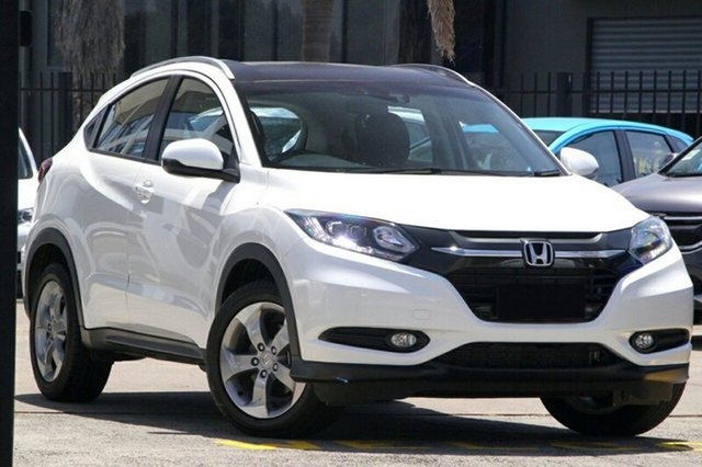 New Honda HR-V MY16 VTi-S, 2017 Honda HR-V MY16 VTi-S White Orchid 1 Speed Constant Variable Hatchback