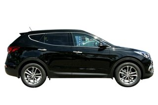 2017 Hyundai Santa Fe DM5 MY18 Highlander Phantom Black 6 Speed Sports Automatic Wagon