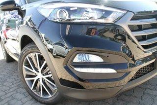 2017 Hyundai Tucson TL MY18 Active X 2WD Phantom Black 6 Speed Sports Automatic Wagon.