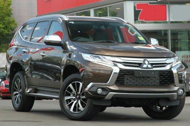 New Mitsubishi Pajero Sport MY18 GLS (4x4) 7 Seat, 2018 Mitsubishi Pajero Sport MY18 GLS (4x4) 7 Seat Deep Bronze 8 Speed Automatic Wagon