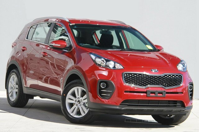 New Kia Sportage QL MY17 Si AWD, 2017 Kia Sportage QL MY17 Si AWD Fiery Red 6 Speed Sports Automatic Wagon