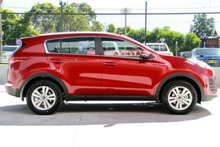 2017 Kia Sportage QL MY17 Si AWD Fiery Red 6 Speed Sports Automatic Wagon