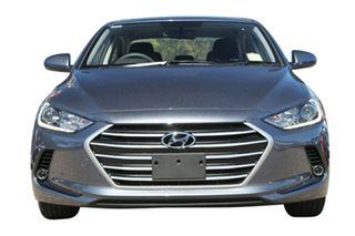 2018 Hyundai Elantra AD MY18 Active Iron Grey 6 Speed Sports Automatic Sedan