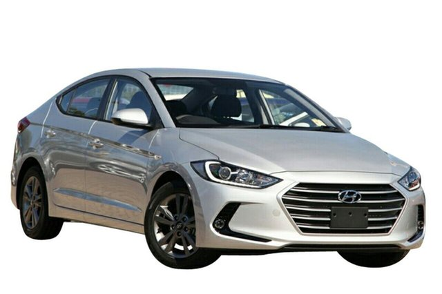 New Hyundai Elantra AD MY18 Active, 2018 Hyundai Elantra AD MY18 Active Platinum Silver 6 Speed Sports Automatic Sedan
