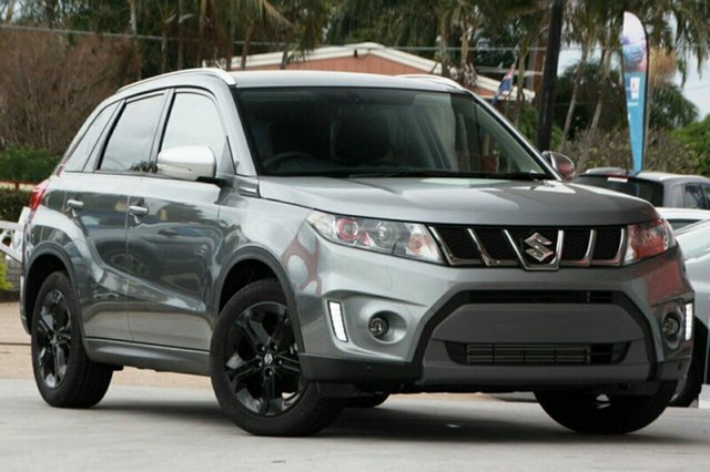 Demo Suzuki Vitara LY S Turbo 2WD, 2017 Suzuki Vitara LY S Turbo 2WD 6 Speed Sports Automatic Wagon