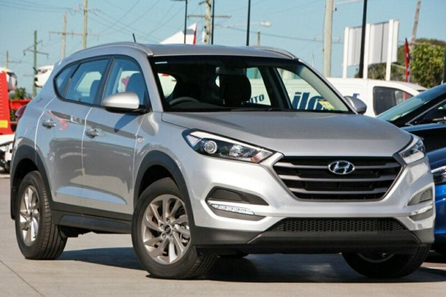 New Hyundai Tucson TL4 MY20 Active AWD, 2019 Hyundai Tucson TL4 MY20 Active AWD Platinum Silver 8 Speed Sports Automatic Wagon