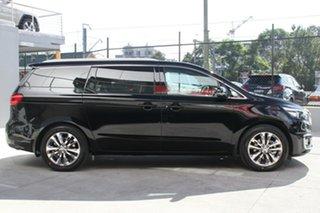 2019 Kia Carnival YP MY20 Platinum Aurora Black 8 Speed Sports Automatic Wagon