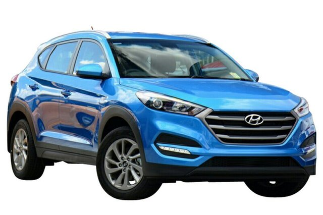 Demo Hyundai Tucson TL2 MY18 Active 2WD Albion, 2017 Hyundai Tucson TL2 MY18 Active 2WD Ara Blue 6 Speed Sports Automatic Wagon