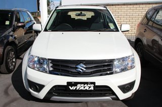 2017 Suzuki Grand Vitara JB Navigator 4 Speed Automatic Hardtop