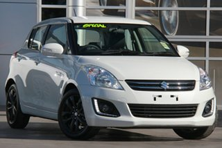 2016 Suzuki Swift FZ MY15 GLX Navigator 4 Speed Automatic Hatchback.