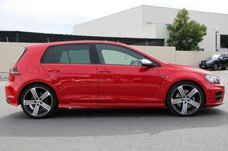 2017 Volkswagen Golf VII MY17 R 4MOTION Tornado Red 6 Speed Manual Hatchback.