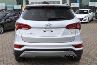 2016 Hyundai Santa Fe DM3 MY17 Elite Platinum Silver 6 Speed Sports Automatic Wagon