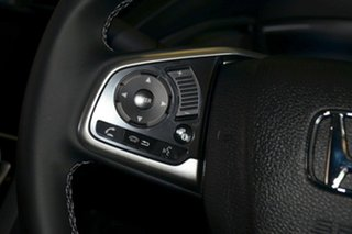 2019 Honda Civic 10th Gen MY19 VTi-S Lunar Silver 1 Speed Constant Variable Sedan