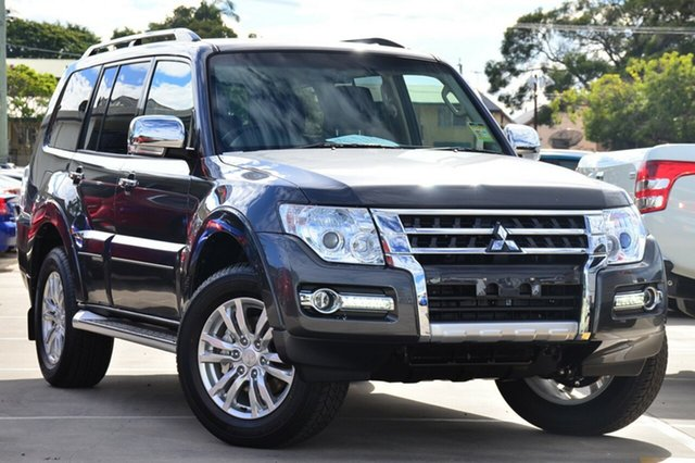 New Mitsubishi Pajero NX MY18 GLX, 2018 Mitsubishi Pajero NX MY18 GLX Graphite 5 Speed Sports Automatic Wagon