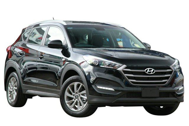 New Hyundai Tucson TL4 MY20 Active AWD, 2019 Hyundai Tucson TL4 MY20 Active AWD Phantom Black 8 Speed Sports Automatic Wagon