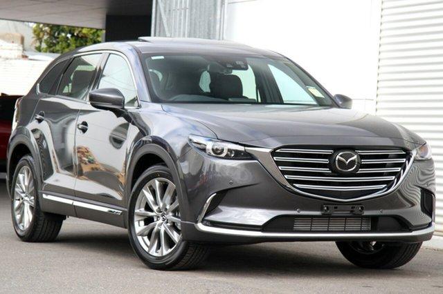 New Mazda CX-9 TC Azami SKYACTIV-Drive, 2019 Mazda CX-9 TC Azami SKYACTIV-Drive Machine Grey 6 Speed Sports Automatic Wagon