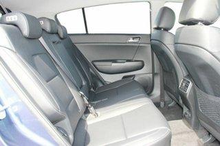 2018 Kia Sportage QL MY18 SLi 2WD Mercury Blue 6 Speed Sports Automatic Wagon