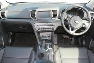 2018 Kia Sportage QL MY18 SLi 2WD Mercury Blue 6 Speed Sports Automatic Wagon.