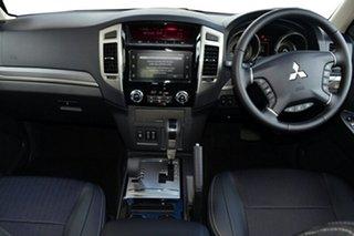 2019 Mitsubishi Pajero NX MY19 GLS Warm White 5 Speed Sports Automatic Wagon