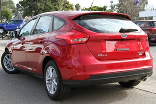 2017 Ford Focus LZ Trend Red Candy 6 Speed Automatic Hatchback.