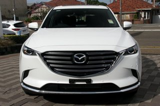 2020 Mazda CX-9 TC GT SKYACTIV-Drive i-ACTIV AWD Snowflake White Pearl 6 Speed Sports Automatic