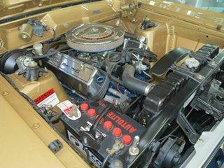 1970 Ford Falcon XW GT Gold 4 Speed Manual Sedan