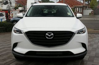 2019 Mazda CX-9 TC Sport SKYACTIV-Drive White Pearl 6 Speed Sports Automatic Wagon