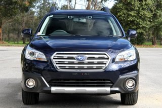 2016 Subaru Outback B6A MY16 2.5i CVT AWD Dark Blue 6 Speed Constant Variable Wagon