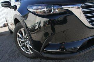 2021 Mazda CX-9 TC Touring SKYACTIV-Drive Jet Black 6 Speed Sports Automatic Wagon.