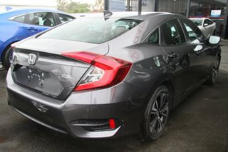 2019 Honda Civic Modern Steel Automatic Hatchback.
