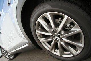 2020 Mazda CX-9 TC Azami SKYACTIV-Drive Silver 6 Speed Sports Automatic Wagon