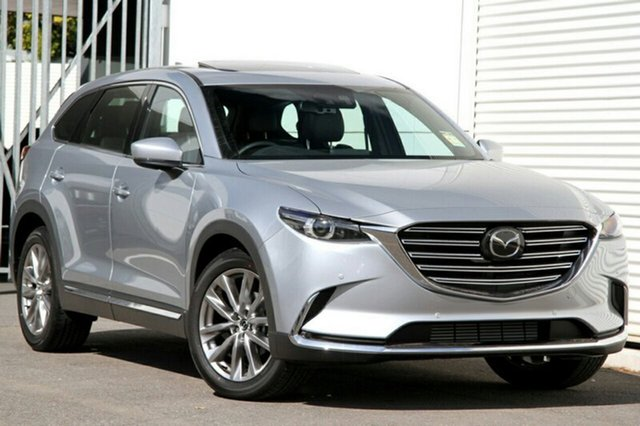 New Mazda CX-9 TC Azami SKYACTIV-Drive Hindmarsh, 2021 Mazda CX-9 TC Azami SKYACTIV-Drive Sonic Silver 6 Speed Sports Automatic Wagon