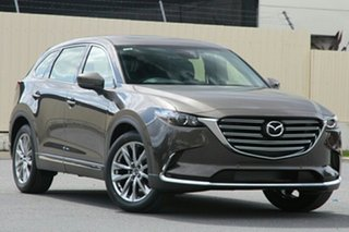 2021 Mazda CX-9 TC GT SKYACTIV-Drive Polymetal Grey 6 Speed Sports Automatic Wagon.