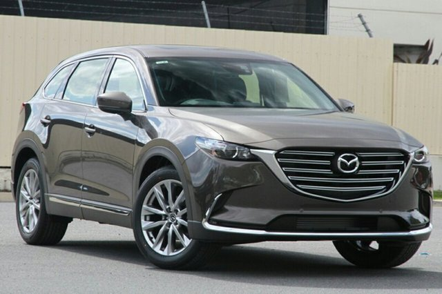New Mazda CX-9 TC GT SKYACTIV-Drive North Rockhampton, 2021 Mazda CX-9 TC GT SKYACTIV-Drive Machine Grey 6 Speed Sports Automatic Wagon