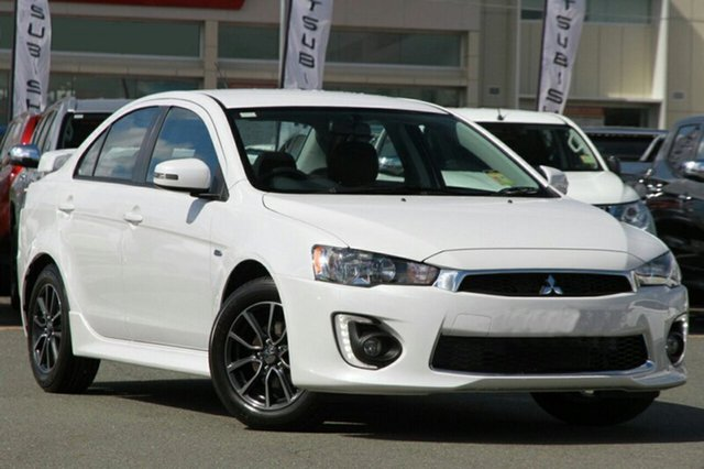New Mitsubishi Lancer CF MY17 ES Sport, 2017 Mitsubishi Lancer CF MY17 ES Sport Starlight 6 Speed Constant Variable Sedan