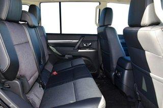 2021 Mitsubishi Pajero NX MY21 GLS Pitch Black 5 Speed Sports Automatic Wagon