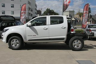2019 Holden Colorado RG MY19 LS Crew Cab Nitrate 6 Speed Sports Automatic Cab Chassis