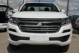 2019 Holden Colorado RG MY19 LS 4x2 Summit White 6 Speed Sports Automatic Cab Chassis