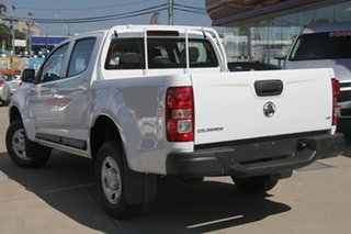 2019 Holden Colorado RG MY19 LS Pickup Crew Cab 4x2 Summit White 6 Speed Sports Automatic Utility.