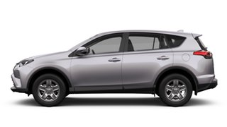2016 Toyota RAV4 ZSA42R GX 2WD Silver Metallic 7 Speed Constant Variable Wagon