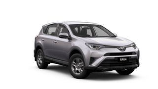2017 Toyota RAV4 ZSA42R MY17 GX (2WD) Silver Sky Continuous Variable Wagon.