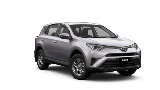 New Toyota RAV4 ZSA42R GX 2WD Preston, 2016 Toyota RAV4 ZSA42R GX 2WD Silver Metallic 7 Speed Constant Variable Wagon