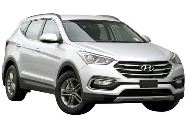 New Hyundai Santa Fe DM5 MY18 Active, 2017 Hyundai Santa Fe DM5 MY18 Active Platinum Silver Metallic 6 Speed Sports Automatic Wagon