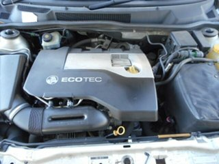 2003 Holden Astra TS Convertible 4 Speed Automatic Convertible