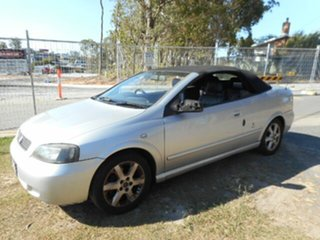 2003 Holden Astra TS Convertible 4 Speed Automatic Convertible.