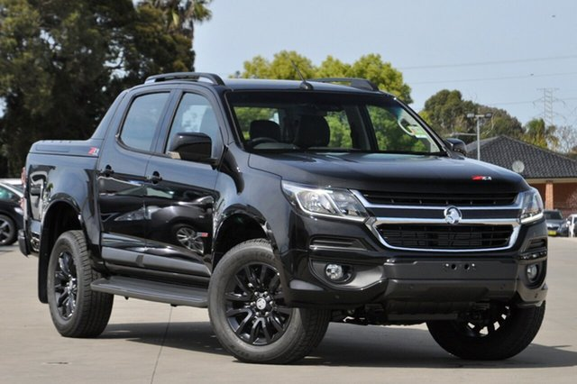 New Holden Colorado RG MY19 Z71 Pickup Crew Cab, 2019 Holden Colorado RG MY19 Z71 Pickup Crew Cab Mineral Black 6 Speed Sports Automatic Utility
