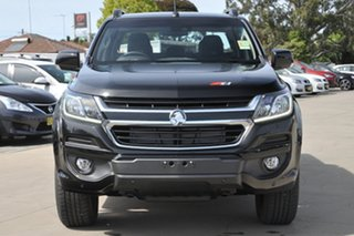 2019 Holden Colorado RG MY19 Z71 Pickup Crew Cab Mineral Black 6 Speed Sports Automatic Utility